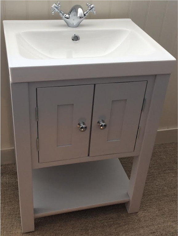 Bathroom Vanity Cabinet With Countertop And Bowl Sink Freestanding